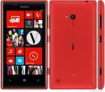 Nokia Lumia 720 8GB Red Mobilais Telefons