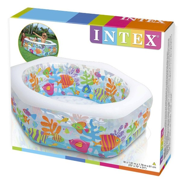 Intex Pool inflatable 193x180x64 cm