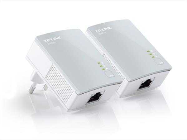 TP-Link TL-PA4010 AV500 Nano Powerline Ethernet Adapter Starter Kit POWERLINE adapteri