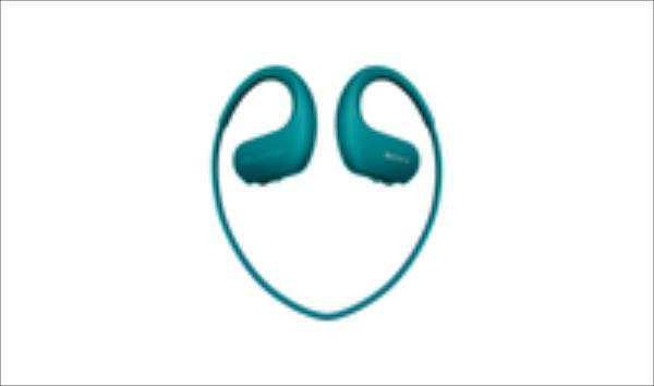 Sony Walkman NW-WS413 MP3 4GB Zils MP3 atskaņotājs