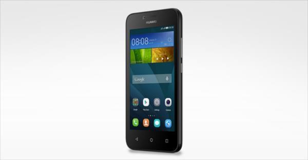 Huawei Y5 8GB 4G Black Mobilais Telefons