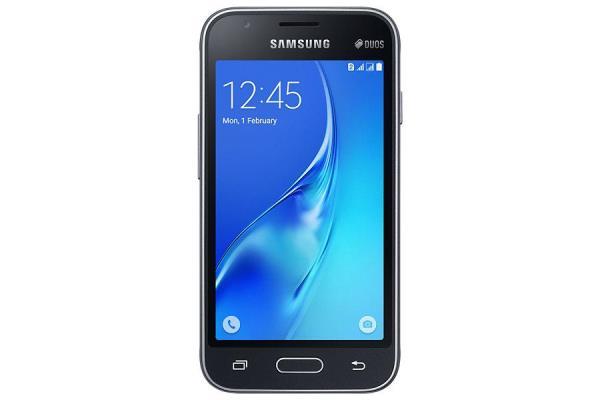 Samsung J105H/DS Galaxy J1 Mini Dual black Mobilais Telefons
