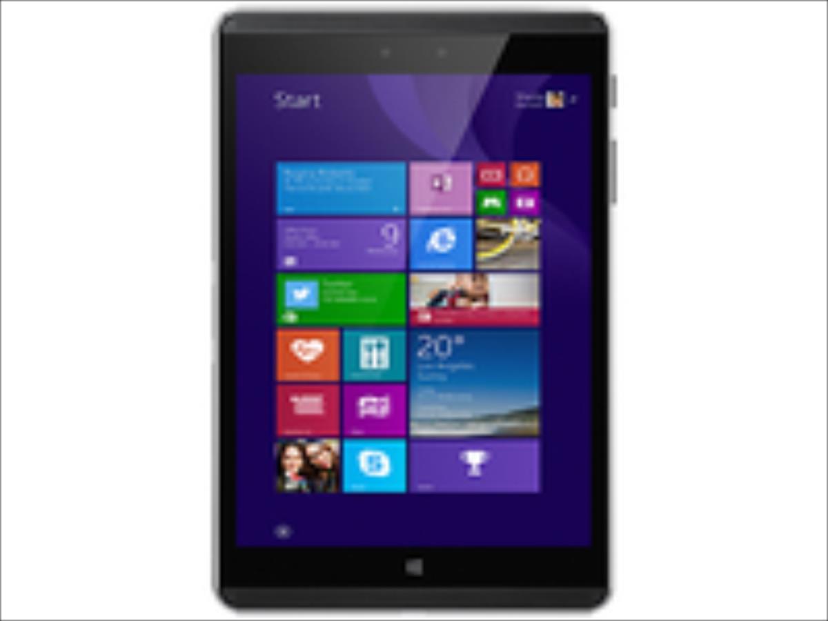 HP Pro Tablet 608 G1 128GB 4GB Win10Pelēks Planšetdators