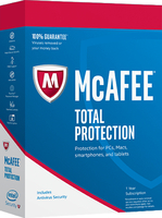 MCAFEE McAfee Total Protection 2017 DE ( programmatūra