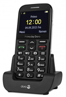 Doro Primo 366 black Mobilais Telefons