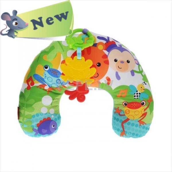 Fisher Price Comfort Vibe Play Wedge aksesuāri bērniem