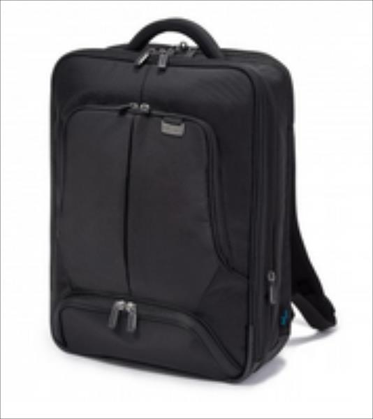 Dicota Backpack PRO 15 - 17.3 backpack for notebook and clothes portatīvo datoru soma, apvalks