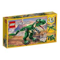 LEGO Creator 31058 Mighty Dinosaurs konstruktors