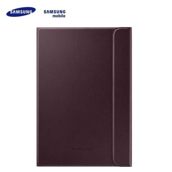 Samsung EF-BT210BPE Saniski atverams maks ar statīvu Galaxy T719N / T710 / T715 Tab S2 8.0 Sarkans (EU Blister) planšetdatora soma