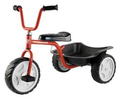 STIGA Trīsritenis Roadracer, sarkans