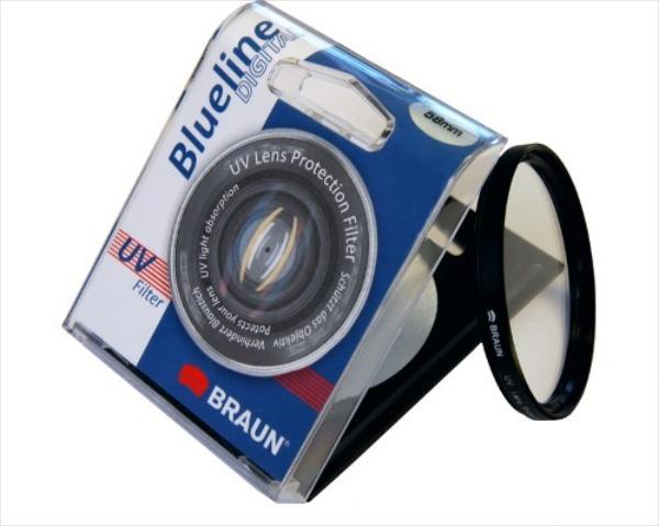 Braun Blueline UV 37mm blueuv37 UV Filtrs