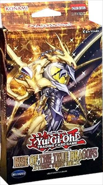 Yu-Gi-Oh  Rise of the True Dragons (Decks) galda spēle