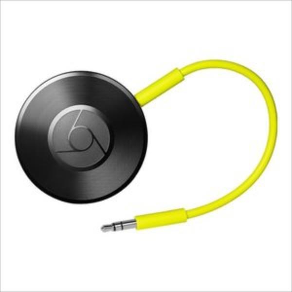 Google Chromecast Audio dvd multimēdiju atskaņotājs