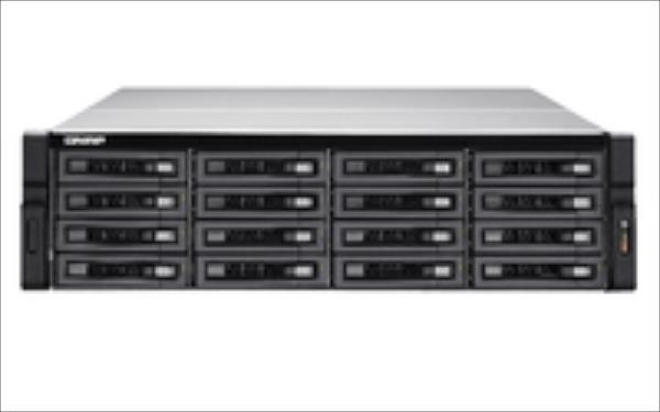 TS-EC1680U-E3-4GE-R2 16 x0HDD 4GB 3.5GHz 4xLAN