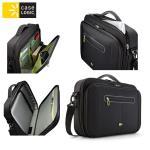 Case Logic PNC218 Universāla soma portatīvajam datoram ar ekrāna izmēru līdz 18 collās Melna portatīvo datoru soma, apvalks
