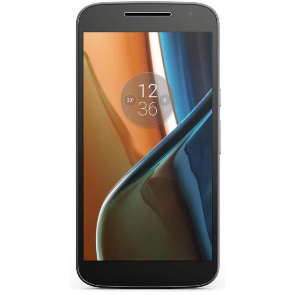 Motorola Moto G4 XT1622 Dual 16GB black Mobilais Telefons