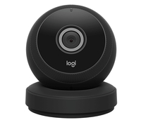 Logitech Circle black Home WiFi Security camera IP novērošanas kamera