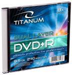 DVD+R DL TITANUM [ Slim x 1 | 8,5GB | 8x ] matricas