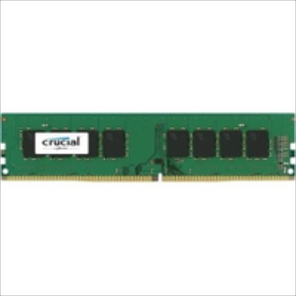 Crucial 8GB 2400MHz DDR4 CL17 Unbuffered DIMM operatīvā atmiņa