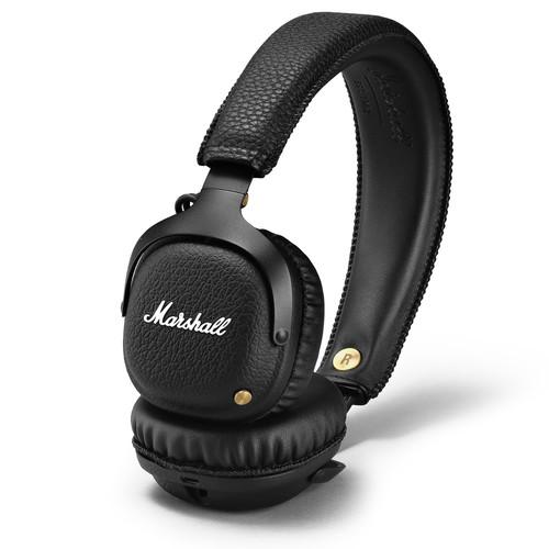 Marshall Mid Bluetooth OnEar black austiņas