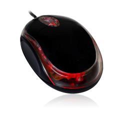 Vakoss BLUPOP Optical Mouse USB 3D, 1000dpi BM200 black Datora pele