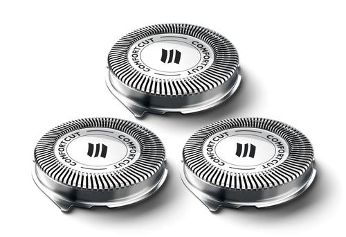 PHILIPS series 7000 Rezerves galviņu k-ts SH30/50 vīriešu skuvekļu piederumi