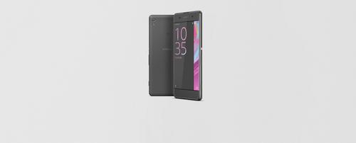 Sony Xperia XA F3111 Black Mobilais Telefons