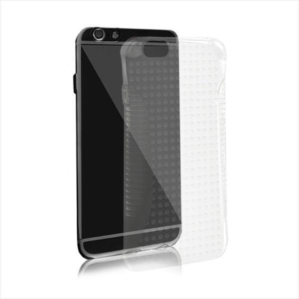 Qoltec Premium case for smartphone Huawei P8 lite | Silicon | Anti Shock aksesuārs mobilajiem telefoniem