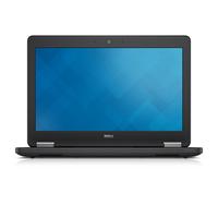 NB Dell Latitude E5250 i3 12,5 W7P SV Portatīvais dators