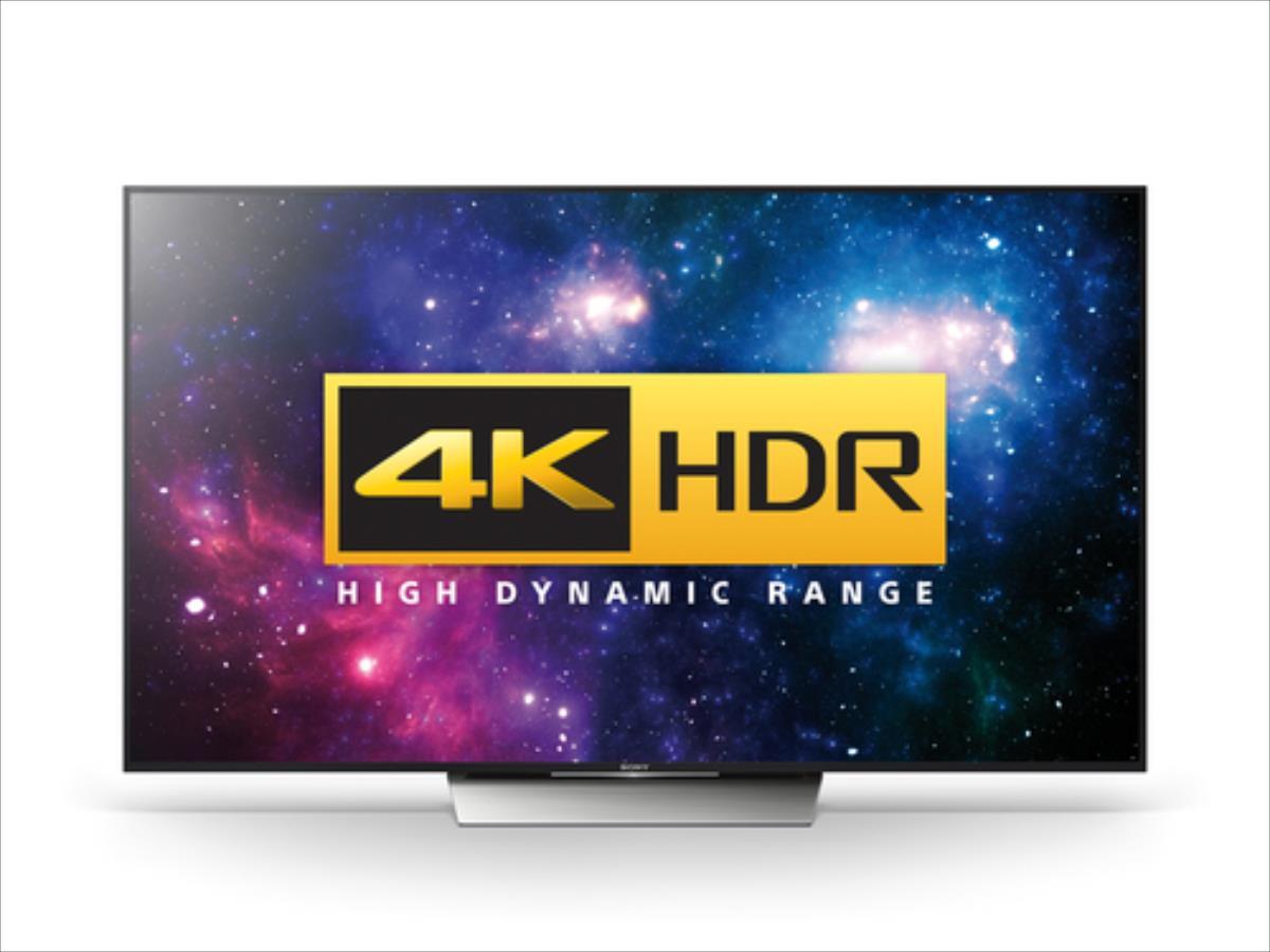 Sony KD65XD8505B LED Televizors