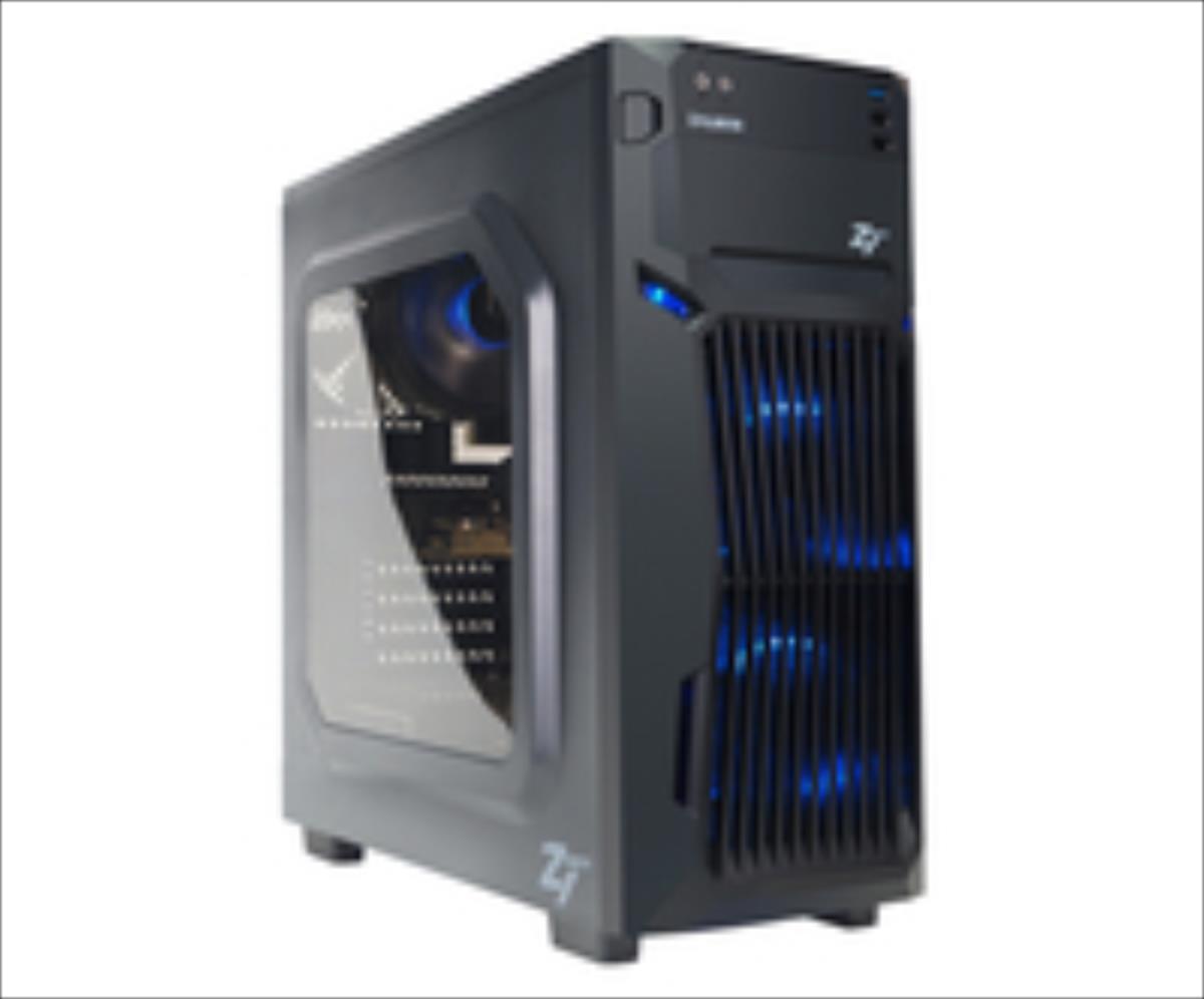 Zalman Chasis Z1 NEO Midi Tower (USB 3.0, without PSU) Datora korpuss