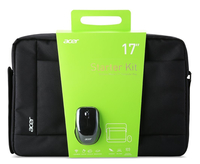 Acer Notebook Starter   Kit:17.3'Belly band pac portatīvo datoru soma, apvalks