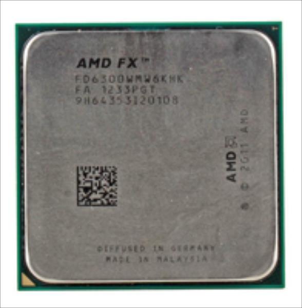 AMD FX-6300, 3.5GHz, 8MB, BULK (FD6300WMW6KHK) CPU, procesors