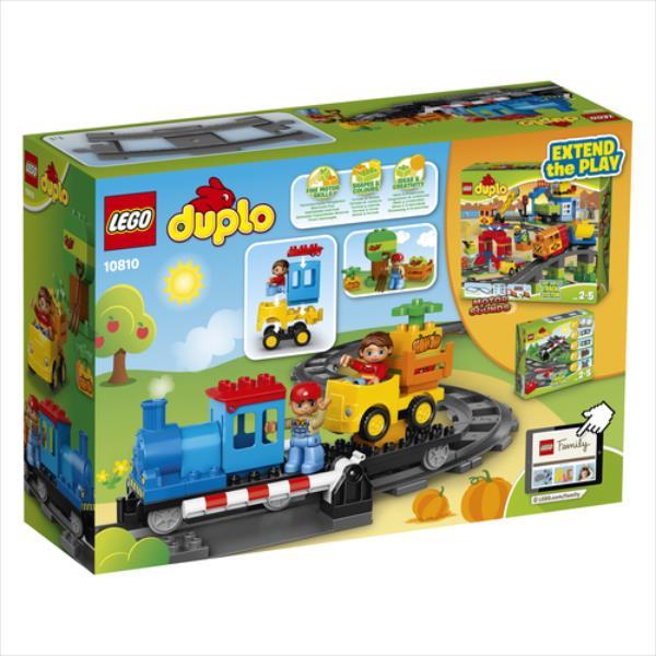 LEGO Push Train V29  10810 LEGO konstruktors