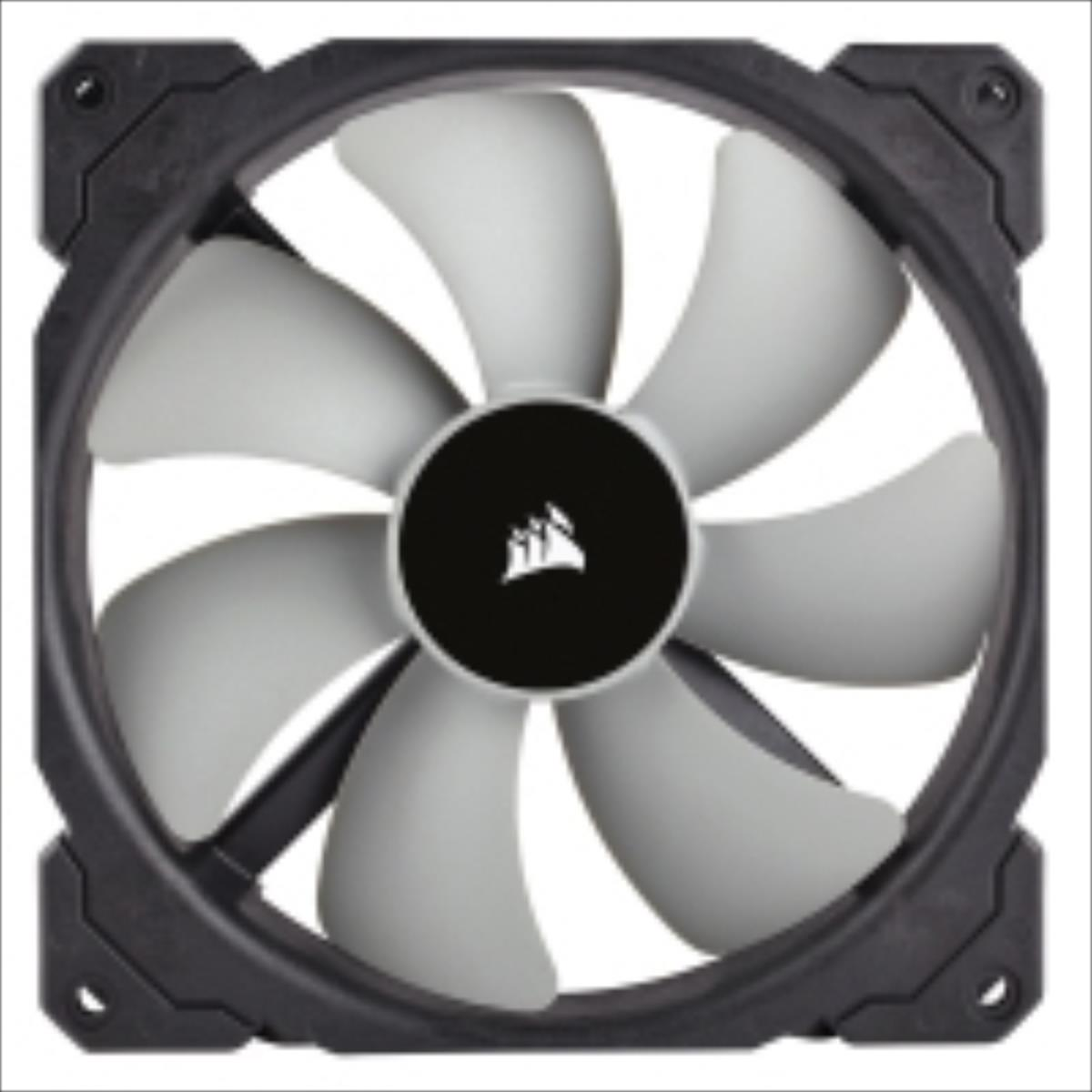 Corsair Air Series ML140 Magnetic Levitation Fan, 140mm ventilators