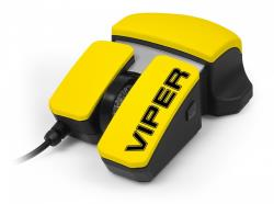 Media-tech VIPER -  Wired optical mouse with changeable resolution 800/1200/1600 CPI Datora pele