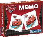 CLEMENTONI Memo Pocket Cars 2 13403 galda spēle