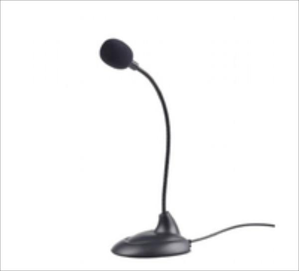 Gembird desktop microphone MIC-205 austiņas