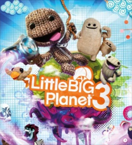 SONY PS4 Little Big Planet 3 spēle