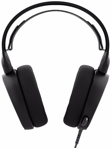 SteelSeries Arctis 3 7.1 Surround Gaming black austiņas