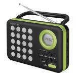 SENCOR SRD 220BGN Radio FM,Digital Tuner magnetola