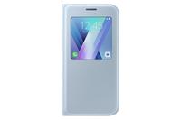 Samsung S View Standing Cover do Galaxy A5 (2017) niebieski maciņš, apvalks mobilajam telefonam