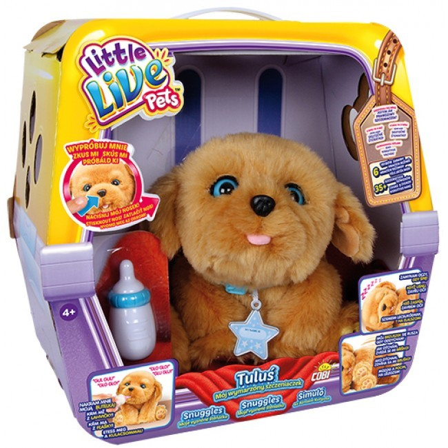 Little Live Pets TULUS (MO-28185) galda spēle