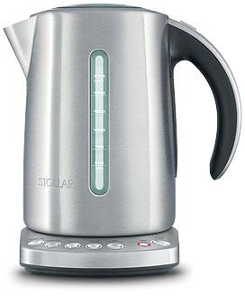 Stollar BKE820 Smart Kettle silver Elektriskā Tējkanna
