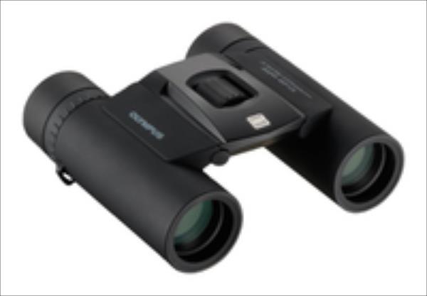 Binoculars Olympus 10x25 WP II | black Binokļi