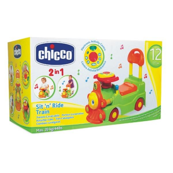 Chicco vilciens Skrejriteņi