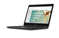 "DELL Latitude E7270 (i5-6300U 2.4GHz, 12"" FHD 1920x1080, 8GB, 256GB SSD, 4 cell, US KB,Win10 Pro, 3 yrs NBD) Portatīvais dators"