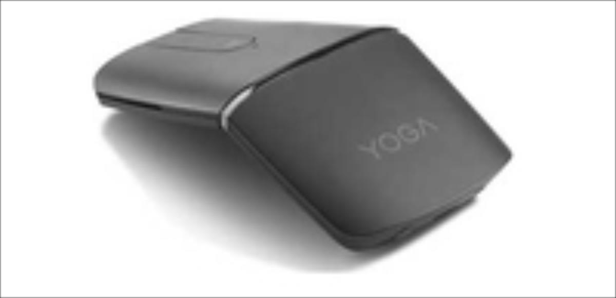 LENOVO YOGA Mouse(Black)-WW Datora pele