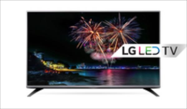 LG 43LH541V LED Televizors