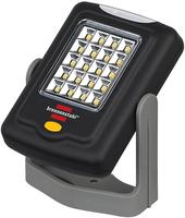 Taschenlampe Brennenstuhl 20+3 SMD LED 360  drehbar kabatas lukturis